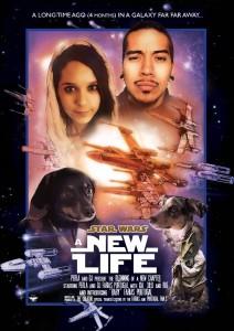 Star Wars Baby Announcement