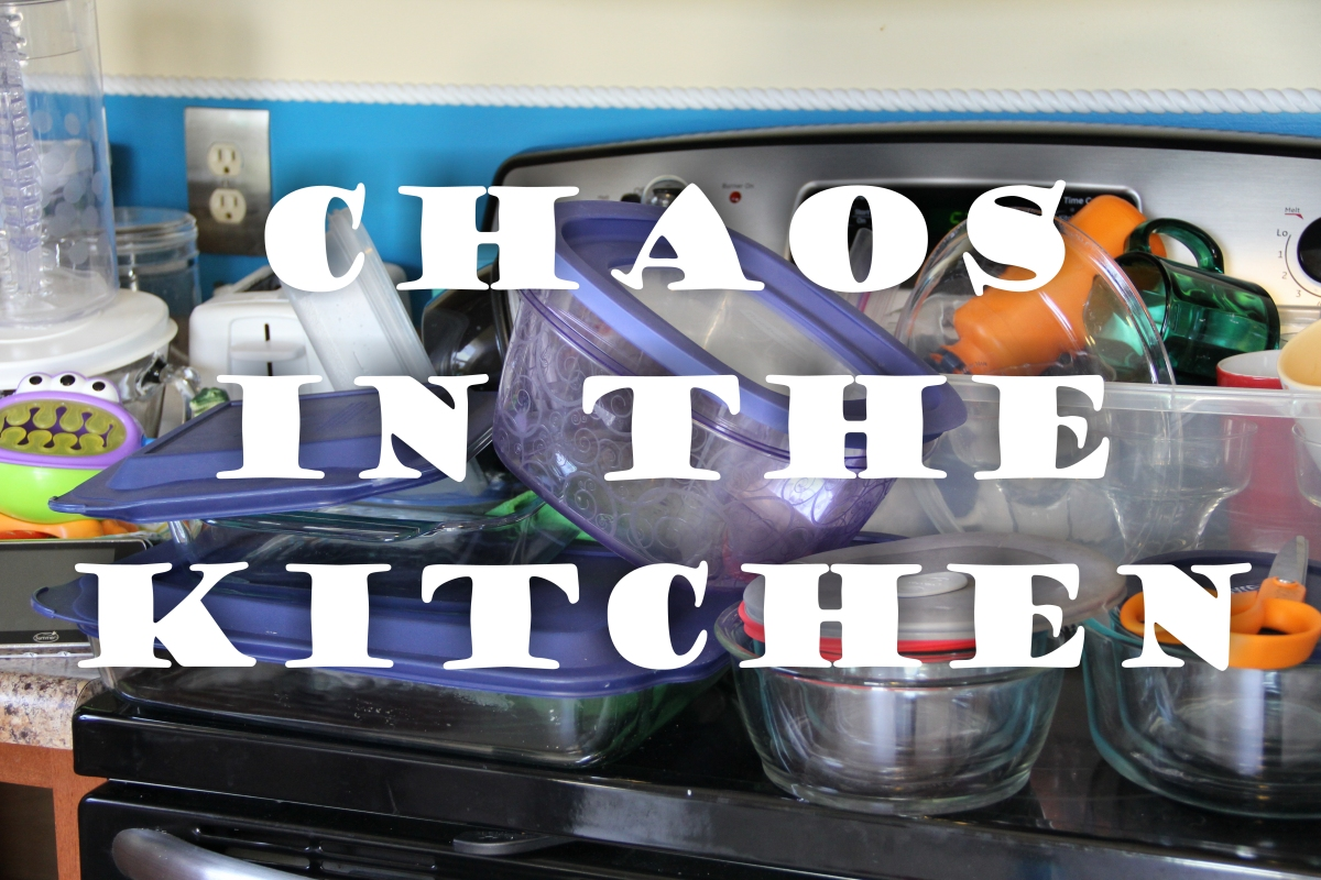 Chaos in the Kitchen